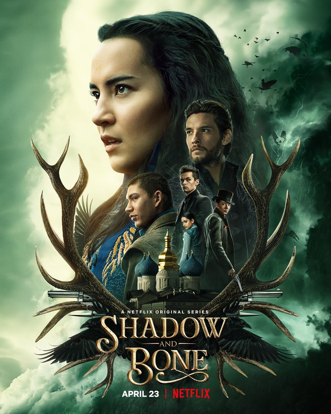 Shadow & Bone Official Image