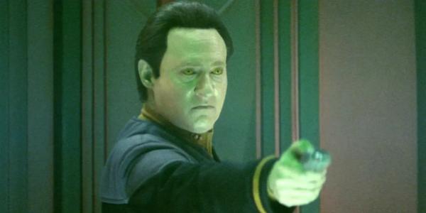Star Trek Picard - Data Death in Film, Nemesis