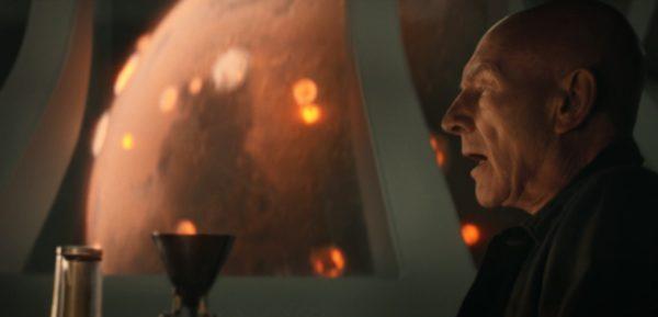Picard S01E01 Review - 02 - Mars Catastrophe