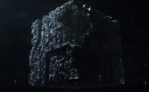 Star Trek Picard S01E01 Review - 16 - Major WTF - It's a Borg Cube