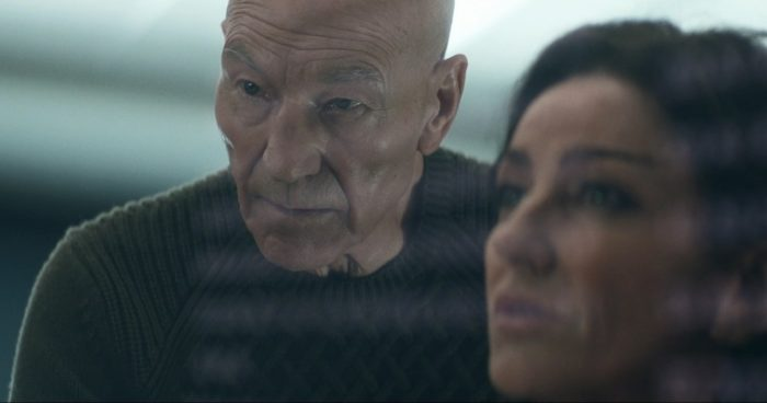 Star Trek Picard S01E02 - 03 Laris and Picard Investigate