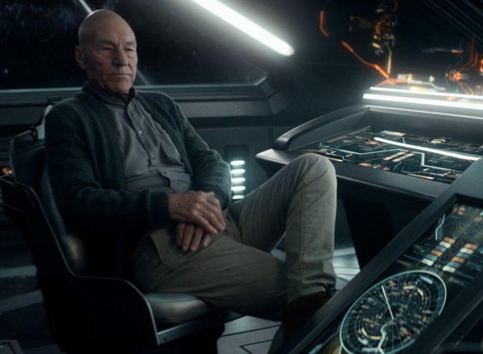 Star Trek Picard S01E03 - 04 The Starship Something