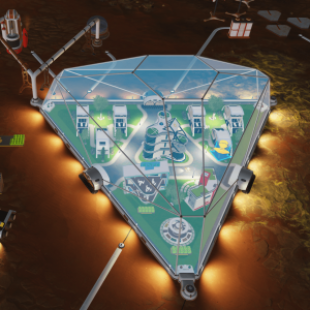 Surviving Mars game review