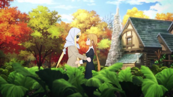 Sword Art Online - Alicization - Underworld - 01-01 - Alice is greeted by Selka
