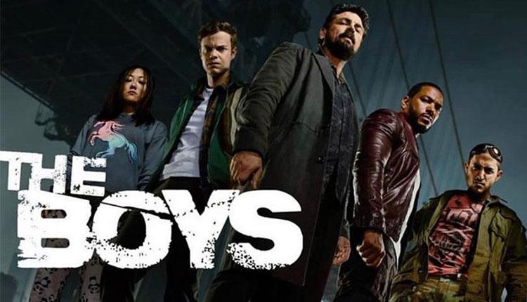 The Boys on Amazon Prime