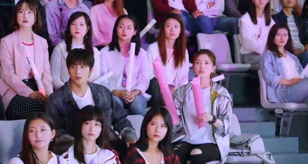 The Kings Avatar 13-00 - So Many Bored Looking Women in the Gamer Tournament Auditorium