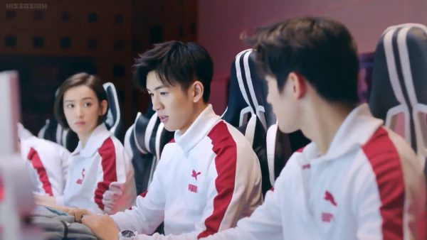 The Kings Avatar (Live Drama) 23-02 Wimpy Yifan finally arrives to sit down with Team Happy to battle Tiny Herb