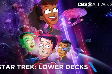 Star Trek: Lower Decks Review