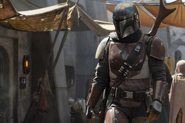 The Mandalorian - A knight in a shining head armour