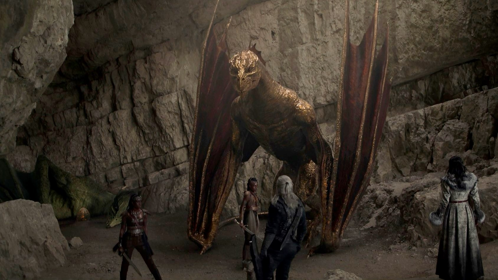 The Witcher S01E06 - 20 Meet The Golden Dragon