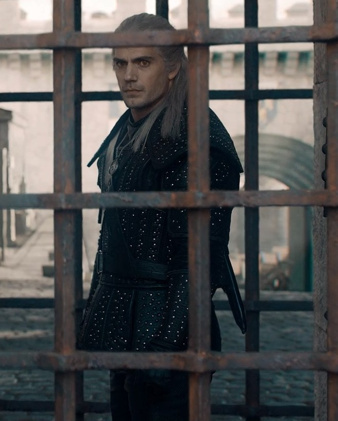 The Witcher S01E07 - 05 Geralt is Imprisoned