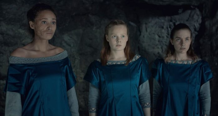 The Witcher S01E07 - 09 Girls that Bought in to Aretuza
