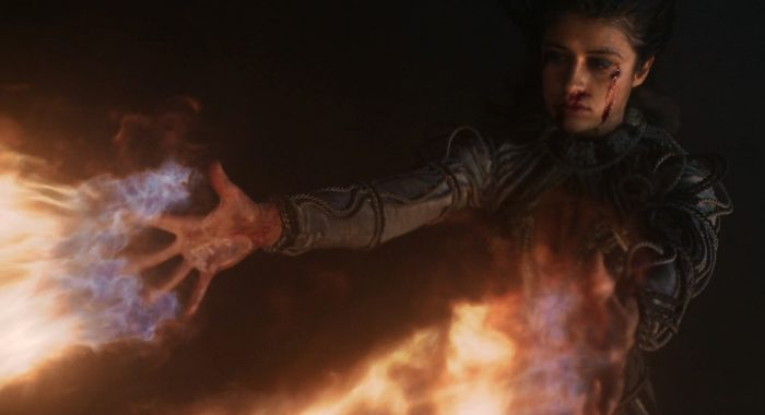The Witcher S01E08 - 15 Yennefer the Fire Demon