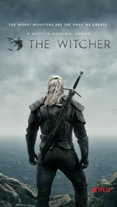 Witcher Trailer Netflix Poster