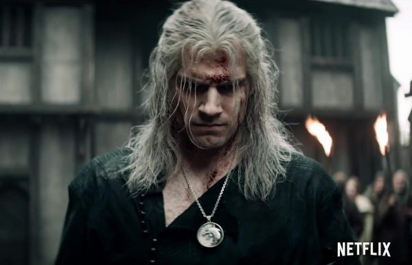 Witcher TV Show - Geralt of Rivia played by Henry Cavill