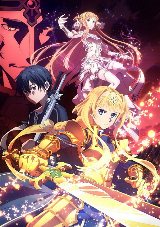 Sword Art Online: Alicization 2nd Season, Sword Art Online III 2nd Season, SAO Alicization 2nd Season, Sword Art Online 3 2nd Season, SAO 3 2nd Season