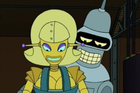 Futurama: S03E06: Bendless Love