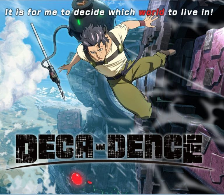 First Impressions Review of Deca-Dence. This is from the Summer Anime Season 2020.