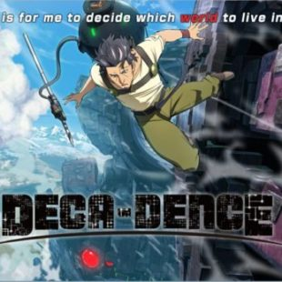 Review Anime Summer 2020: Deca-Dence – First Impressions