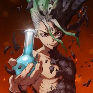 Dr Stone – Review – Episode 1