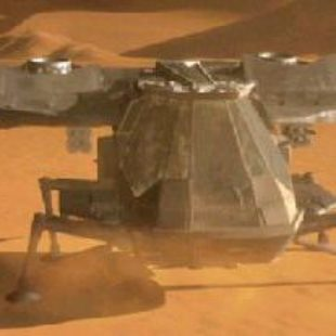 Dune: Technology: Ornithopters