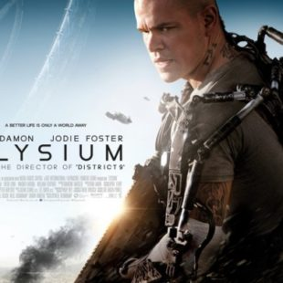 Elysium (2013): MOvie Review