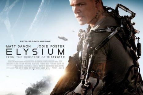 Elysium (2013): MOvie Review