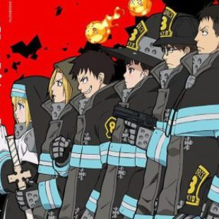 Fire Force – Review – Episode 1