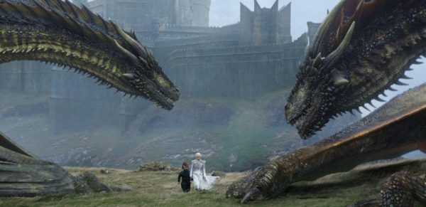 Game of Thrones episode review dragons graphics