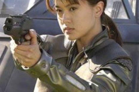 Battlestar Galactica: Personnel: Lt JG Sharon Valerii (Boomer)