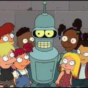 Futurama: S03E09: The Cyber House Rules