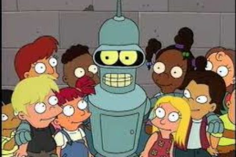 Futurama: S03E09: The Cyber House Rules
