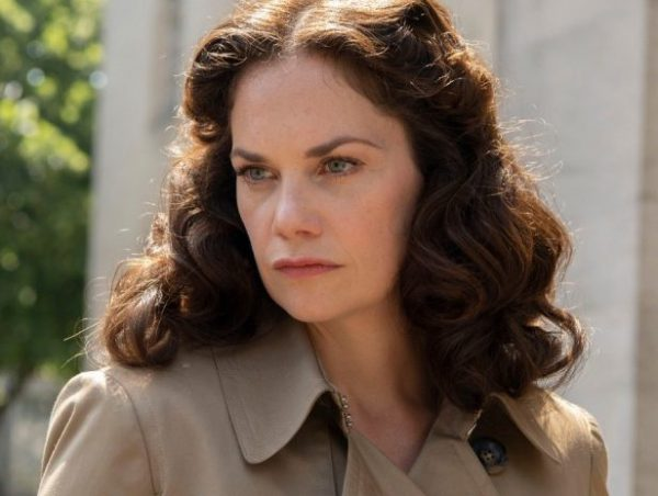 His Dark Materials - Mrs Coultard is played by Ruth Wilson