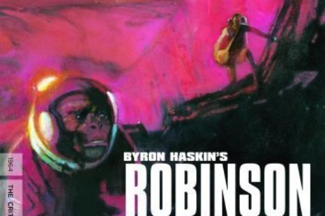 Robinson Crusoe on Mars – Criterion