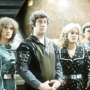 Blake's 7: Season one: Space Fall