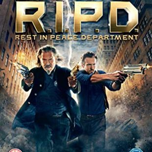 RIPd (2013):  Movie Review