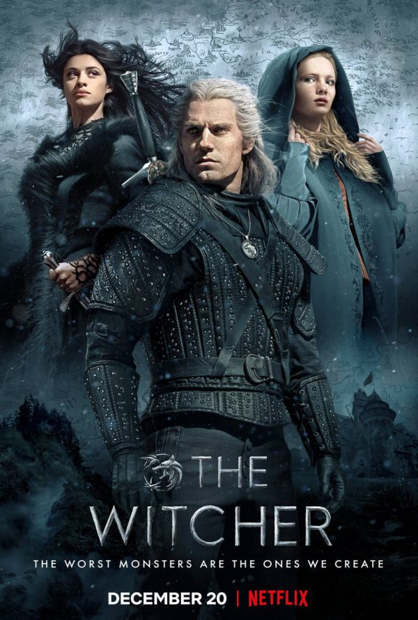 The Witcher - Netflix Poster
